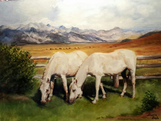 Venters-Horse Art, Painting.jpg