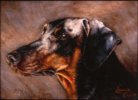 Gwen-Dog Art ,Painting.jpg