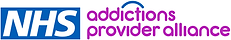 NHS Addictions Provider Alliance logo