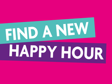 Find a New Happy Hour: Downloadable Campaign Resources