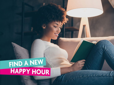 Five ways to keep your #NewHappyHour on track