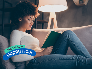 Find A New Happy Hour: Manage Your Drinking Habits and Improve Your Mental Wellbeing