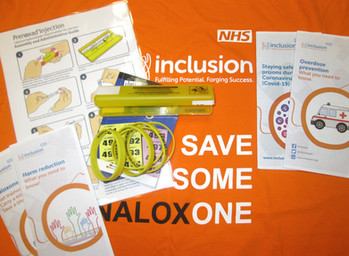 Why should we be promoting Naloxone Kits?