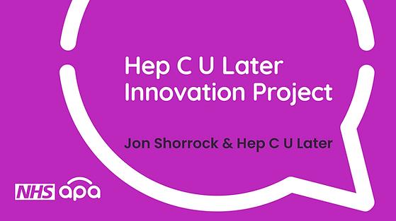 Hep C U Later Innovation Project