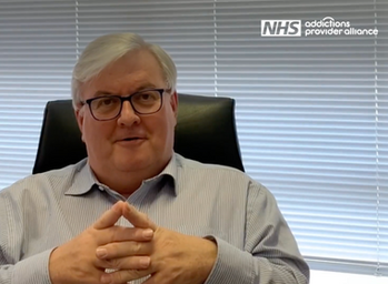 Neil Carr OBE supports the evolution of NHS APA.