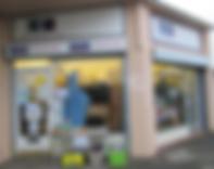 CCA Southcote Shop