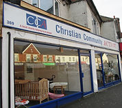 CCA Oxford Road Shop