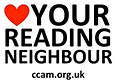 Love Your Reading Neighbour logo