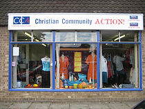 CCA Sonning Common Shop