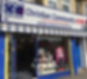 CCA Wokingham Road Shop