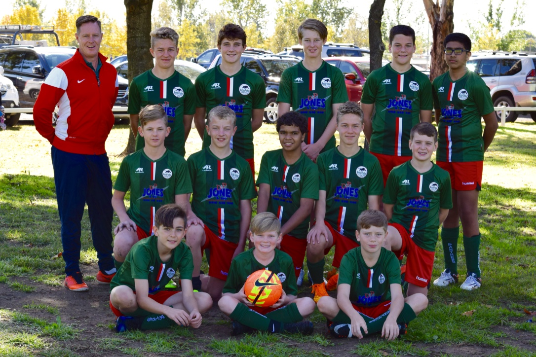 WPFC U13 Panthers