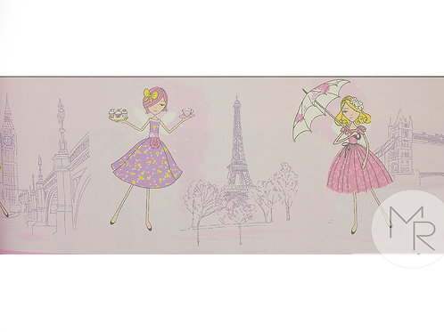 Papel de Parede Beauty Wall GF73801B