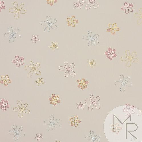 Papel de Parede Beauty Wall GF74302