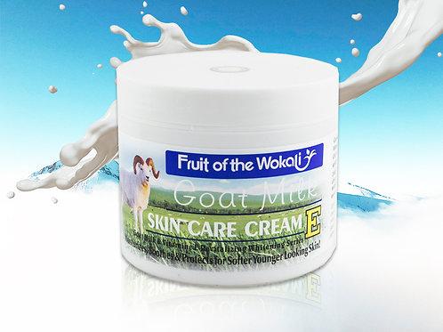 Крем для лица c козьим молоком Wokali Goat Milk Skin Care Cream E (8130),115 г