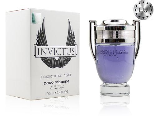 Тестер PACO RABANNE INVICTUS, Edt, 100 ml (Lux Europe)
