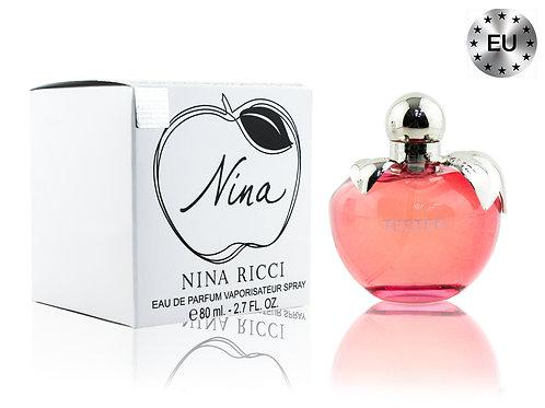 Тестер Nina Ricci Nina, Edp, 80 ml (Lux Europe)