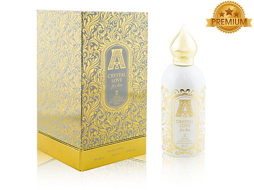 Attar Collection Crystal Love For Her, Edp, 100 ml (Премиум)