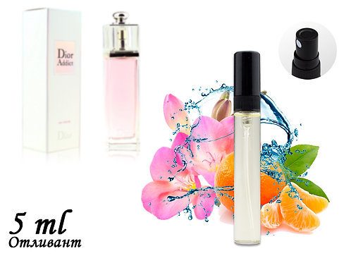 Пробник DIOR ADDICT EAU FRAICHE (2014), Edt, 5 ml (ЛЮКС ОАЭ) 66