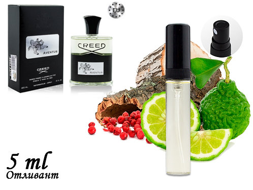 Пробник Creed Aventus, Edp, 5 ml (Lux Europe) 482