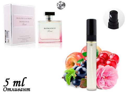 Пробник RALPH LAUREN ROMANCE ROSE, Edp, 5 ml (Lux Europe) 168