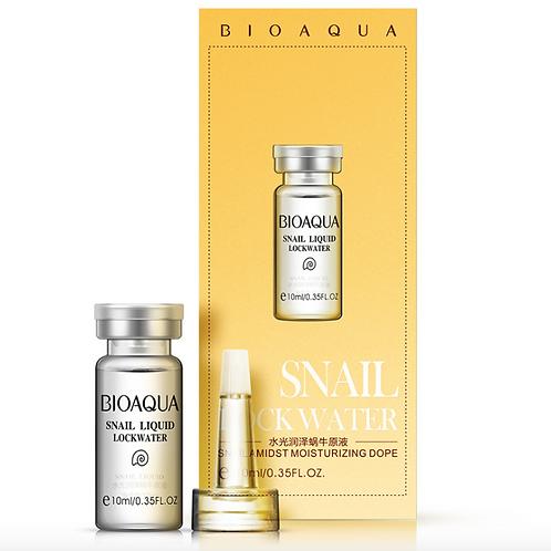 Bioaqua Сыворотка с гиалоурановой кислотой и муцином улитки (арт. 3085), 10 ml