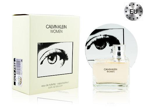 CALVIN KLEIN CALVIN KLEIN WOMEN EAU DE TOILETTE, Edt, 100 ml (Lux Europe)