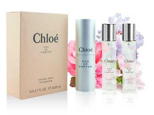 CHLOE EAU DE PARFUM, Edp, 3x20 ml (жен)
