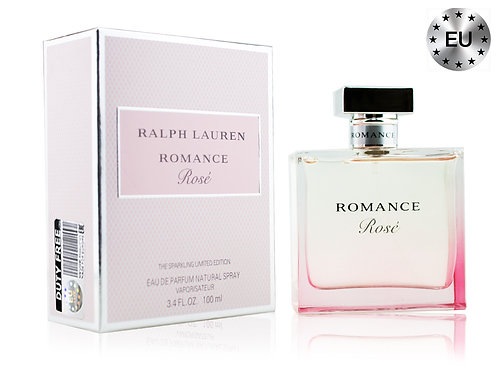 RALPH LAUREN ROMANCE ROSE, Edp, 100 ml (Lux Europe)