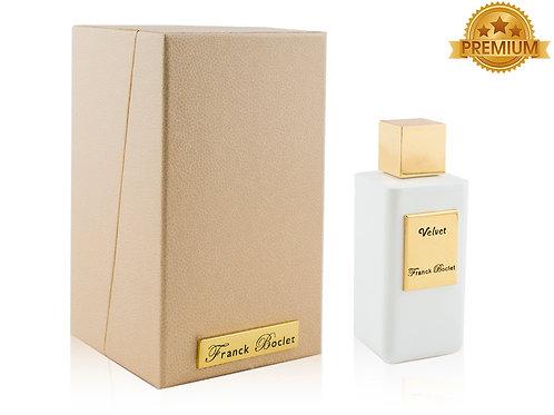 Franck Boclet Velvet, Extrait de Parfum, 100 ml (Премиум)