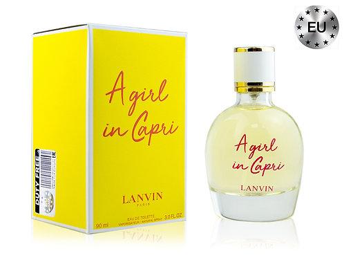 LANVIN A GIRL IN CAPRI, Edt, 90 ml (Lux Europe)