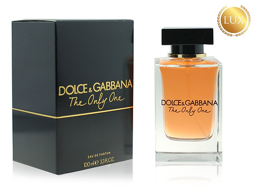 DOLCE & GABBANA THE ONLY ONE, Edp, 100 ml (ЛЮКС ОАЭ)