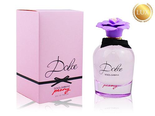 DOLCE & GABBANA DOLCE PEONY, Edp, 75 ml (ЛЮКС ОАЭ)