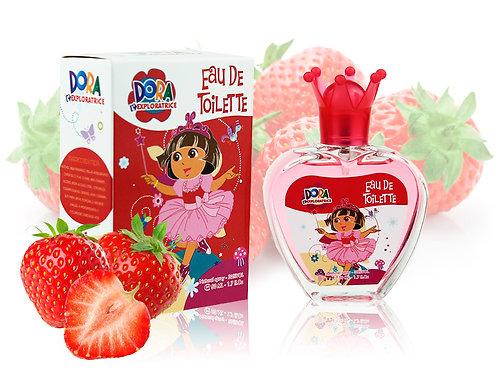 Детский парфюм Dora L'Exploratrice Strawberry, Edt, 50 ml