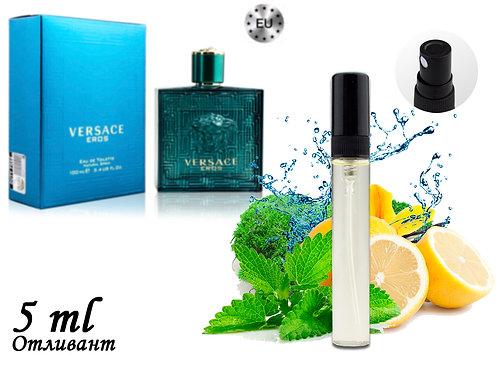 Пробник VERSACE EROS, Edt, 5 ml (Lux Europe) 152