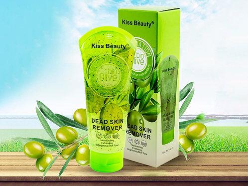 Kiss Beauty Пилинг-скатка с экстрактом Оливы (8555), 100 ml