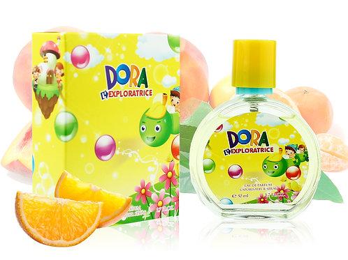 Детский парфюм Dora L'Exploratrice Orange, Edp, 50 ml