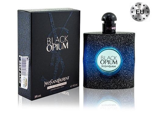YVES SAINT LAURENT BLACK OPIUM INTENSE, Edp, 100 ml (Lux Europe)