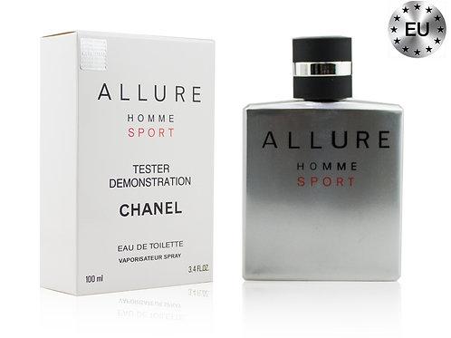 Тестер CHANEL ALLURE HOMME SPORT, Edt, 100 ml (Lux Europe)