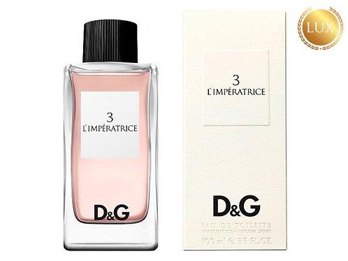 3 L'Imperatrice Dolce & Gabbana, Edt, 100 ml (ЛЮКС ОАЭ)