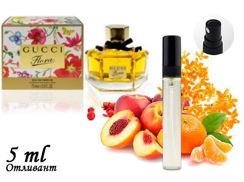 Пробник Flora by Gucci Eau de Parfum (Gold), Edp, 5 ml (ЛЮКС ОАЭ) 59