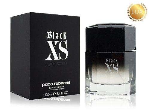PACO RABANNE BLACK XS (2018), Edt, 100 ml (ЛЮКС ОАЭ)