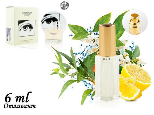 Пробник CALVIN KLEIN CALVIN KLEIN WOMEN, Edt, 6 ml (Lux Europe) 319