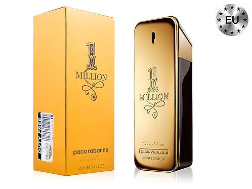 PACO RABANNE 1 MILLION, Edt, 100 ml (Lux Europe)