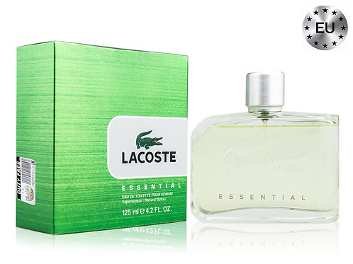 LACOSTE ESSENTIAL, Edt, 125 ml (Lux Europe)