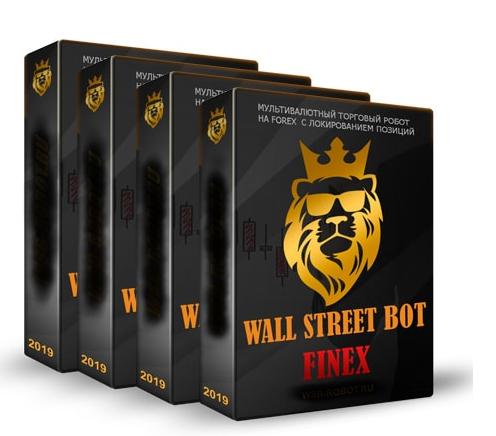 Комплект Wall Street Bot