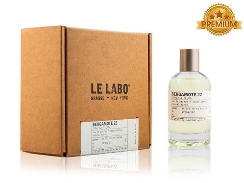 LE LABO BERGAMOTE 22, Edp, 100 ml (Премиум)