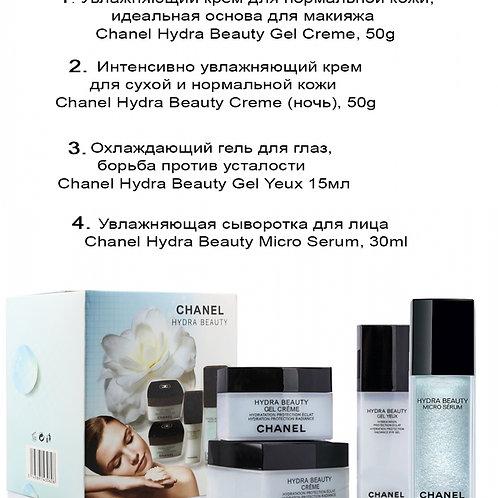 Набор кремов Chanel Hydra Beauty набор 4в1
