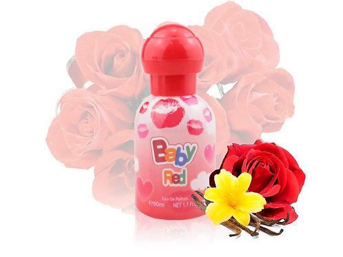 Детский парфюм BABY RED РОЗА ВАНИЛЬ, Edt, 50 ml