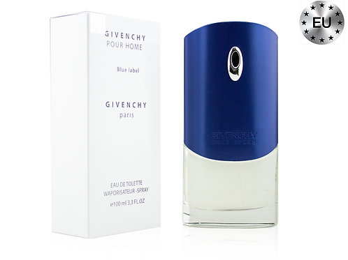 Тестер GIVENCHY POUR HOMME BLUE LABEL, Edt, 100 ml (Lux Europe)