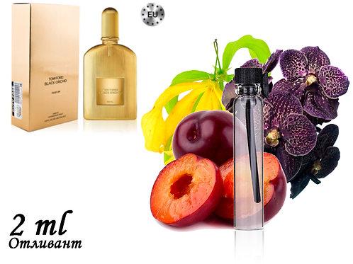 Пробник Tom Ford Black Orchid Parfum, Extrait de Parfum, 2 ml (Lux Europe) 476